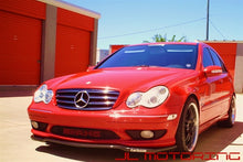 Load image into Gallery viewer, Mercedes Benz Carbon Fiber Front Lip - W203