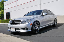 Load image into Gallery viewer, Mercedes Benz Carbon Fiber Front Lip - W204