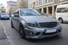 Load image into Gallery viewer, Mercedes Benz W204 C63 AMG Carbon Fiber Front Lip
