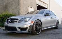 Load image into Gallery viewer, Mercedes Benz W204 C63 AMG Black Series Carbon Fiber Front Lip