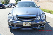 Load image into Gallery viewer, Mercedes Benz Carbon Fiber Front Lip - W211