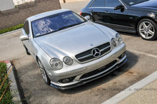 Load image into Gallery viewer, Mercedes W215 CL AMG Style Carbon Fiber Front Spoiler