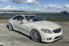 Load image into Gallery viewer, Mercedes Benz W216 CL 63 65 AMG Carbon Fiber Front Lip