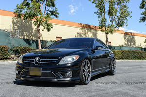 Mercedes Benz W216 CL 63 65 AMG Carbon Fiber Front Lip