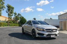 Load image into Gallery viewer, Mercedes Benz C117 CLA Class Carbon Fiber Front Lip