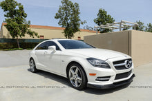 Load image into Gallery viewer, Mercedes Benz W218 CLS 550 Carbon Fiber Front Spoiler