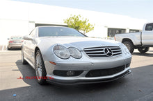 Load image into Gallery viewer, Mercedes R230 SL AMG Style Carbon Fiber Front Spoiler