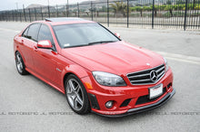 Load image into Gallery viewer, Mercedes Benz W204 C63 AMG Dry Carbon Fiber Side Vents