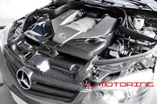 Load image into Gallery viewer, Mercedes W204 C63 AMG Gruppe M Style Carbon Fiber Cold Air Intake System