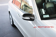 Load image into Gallery viewer, Mercedes Benz W203 C Class Carbon Fiber Mirror Covers