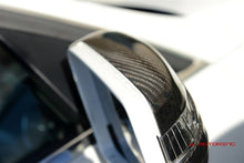 Load image into Gallery viewer, Mercedes Benz W204 C Class Carbon Fiber Mirror Covers