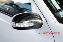 Load image into Gallery viewer, Mercedes Benz W211 E Class Carbon Fiber Mirror Covers