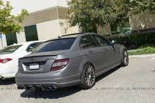 Load image into Gallery viewer, Mercedes W204 C Class Carbon Fiber Roof Spoiler