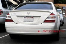 Load image into Gallery viewer, Mercedes W221 S Class L Style Roof Spoiler
