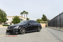 Load image into Gallery viewer, Mercedes Benz W204 Carbon Fiber Side Skirts