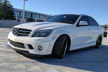 Load image into Gallery viewer, Mercedes Benz W204 C63 AMG Carbon Fiber Side Skirts