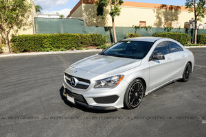 Mercedes Benz C117 CLA Class Carbon Fiber Side Skirts