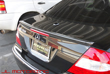 Load image into Gallery viewer, Mercedes W209 CLK AMG Style Carbon Fiber Trunk Spoiler