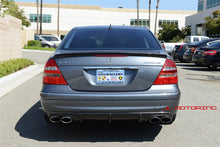 Load image into Gallery viewer, Mercedes W211 E Class AMG Style Carbon Fiber Trunk Spoiler