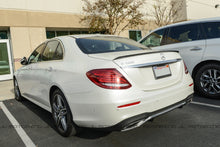 Load image into Gallery viewer, Mercedes W213 E Class E63 AMG Style Carbon Fiber Trunk Spoiler