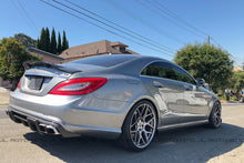 Load image into Gallery viewer, Mercedes W218 CLS DTM Carbon Fiber Trunk Spoiler