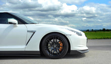 Load image into Gallery viewer, Nissan R35 GTR Type I Carbon Fiber Front Spoiler
