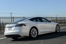 Load image into Gallery viewer, Tesla Model S Carbon Fiber Trunk Spoiler