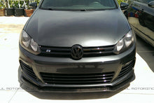 Load image into Gallery viewer, Volkswagen Golf R Carbon Fiber Front Lip