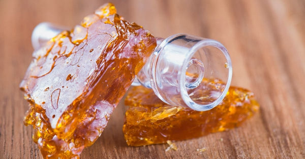 how to take a dab shatter