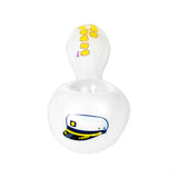 Beach Bum Collection Spoon Hand Pipe - Various Designs - (1 Count)