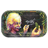 T=HC2 Higher Education Metal Tray - Small or Medium Available - (1 Count )