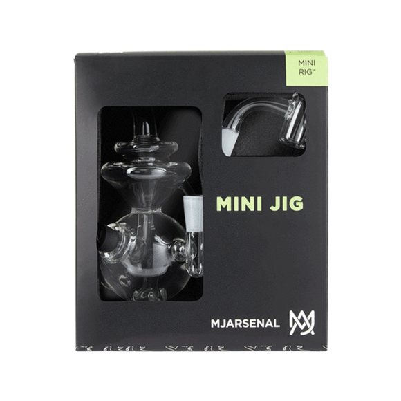 MJ Arsenal Mini Jig Mini Rig