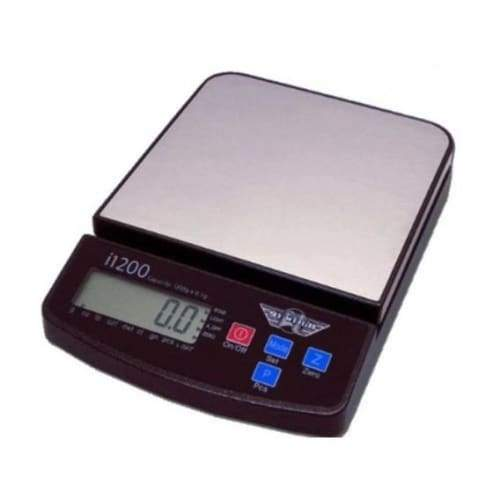 My Weigh SCM1200BLACK iBalance 1200 Table Top Digital Jewelry Scale