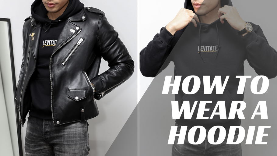 How to Style a Hoodie 5 Effortless Ways
