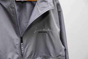 Embroidered Packable Jacket - Levitate Collection