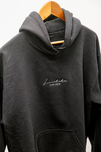 Embroidered Hoodie - Levitate Collection