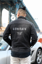Load image into Gallery viewer, PRE-ORDER Embroidered Denim Jacket - Levitate Collection