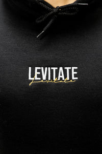 THE STAPLE - Embroidered Hoodie - Levitate Collection