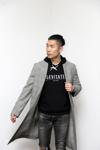 THE STANDARD - Big Logo Hoodie - Levitate Collection