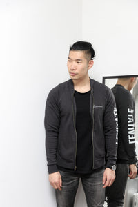 THE STATEMENT - Bomber Jacket - Levitate Collection