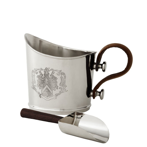 Medium Ice Bucket with Scoop - Casey & Company Bespoke Design