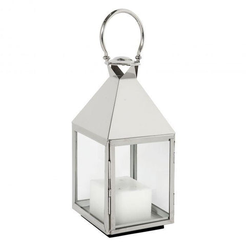 Glass Lantern with Handle - Casey & Company Bespoke Design