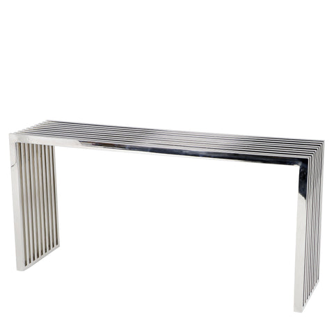 Steel Console Table - Casey & Company Bespoke Design