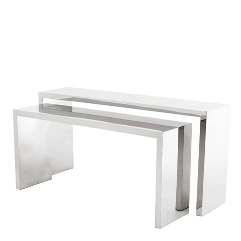 Nesting Console Table - Casey & Company Bespoke Design