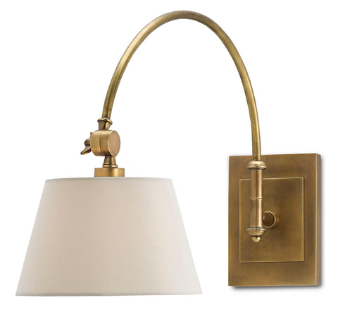 Ashby Swing-Arm Sconce - Casey & Company Bespoke Design