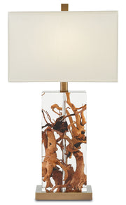 Durban Table Lamp - Casey & Company Bespoke Design