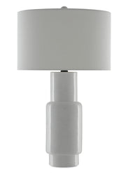 Janeen White Table Lamp - Casey & Company Bespoke Design
