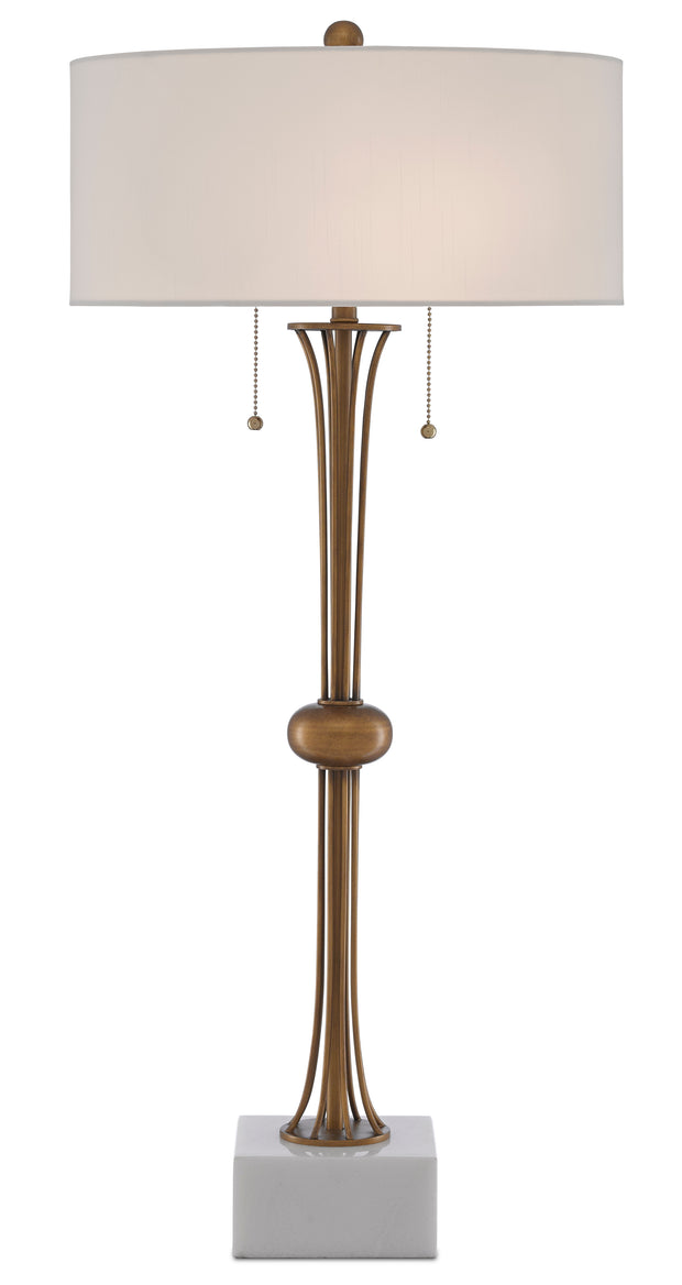 Abacus Table Lamp - Casey & Company Bespoke Design
