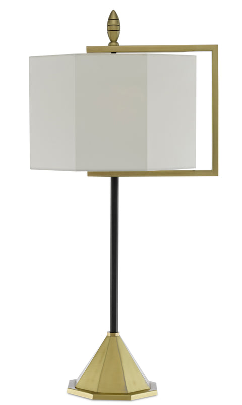 Hopper Table Lamp - Casey & Company Bespoke Design