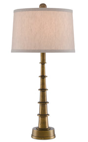 Auger Small Table Lamp - Casey & Company Bespoke Design